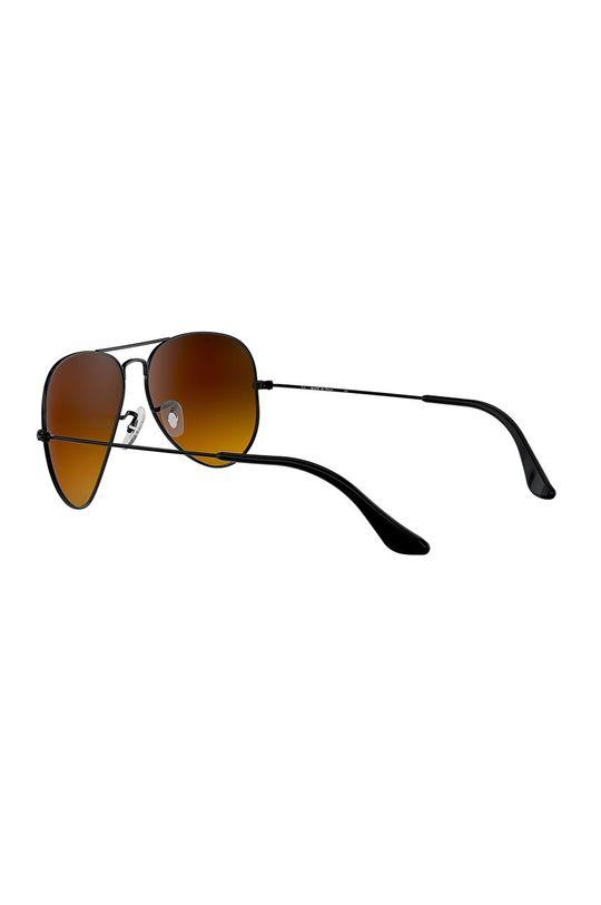 černá Ray-Ban - Brýle Aviator