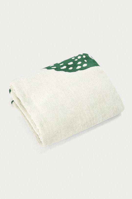 Lacoste - Ręcznik zielony