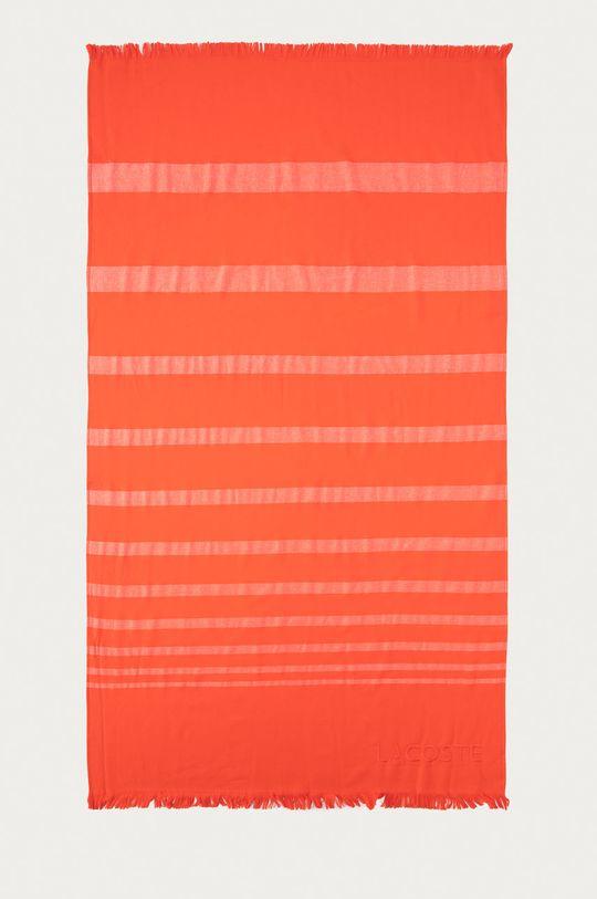 pomarańczowy Lacoste - Ręcznik Unisex