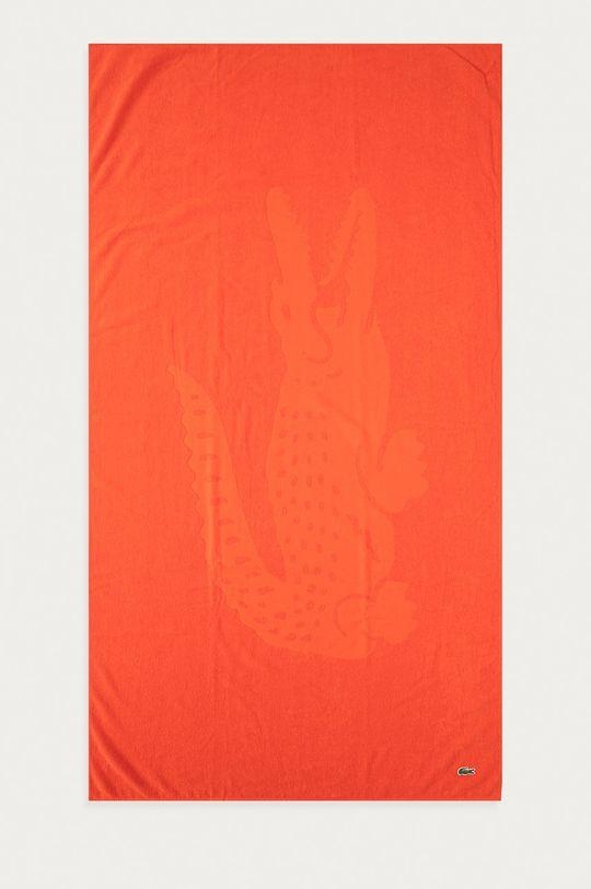 oranžová Lacoste - Ručník Unisex
