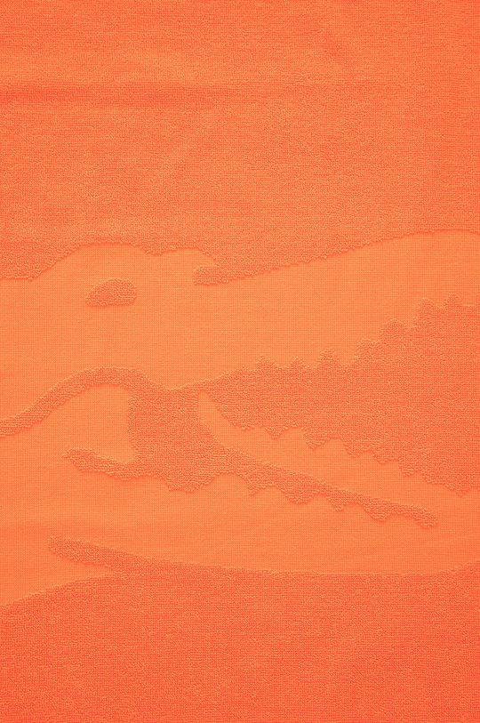 Lacoste - Ručník oranžová
