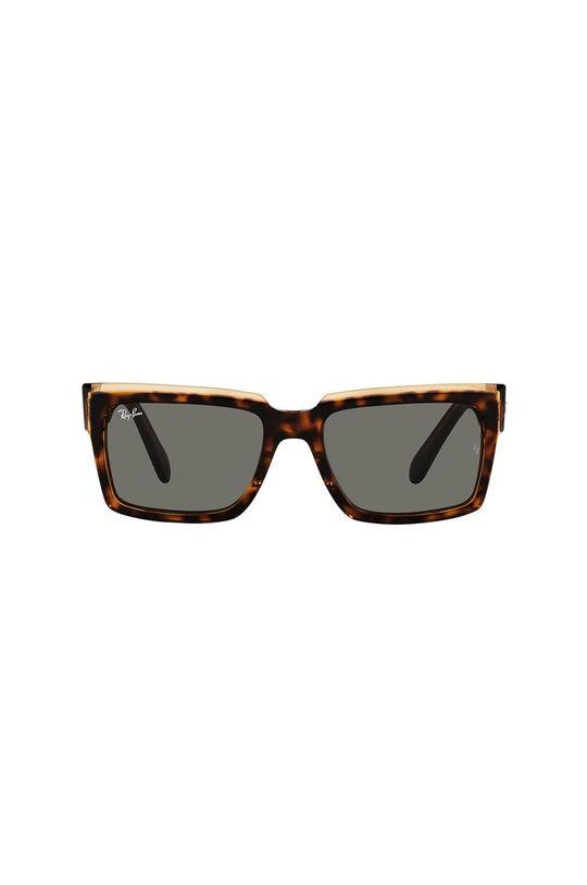 Ray-Ban - Okulary przeciwsłoneczne Inverness brązowy