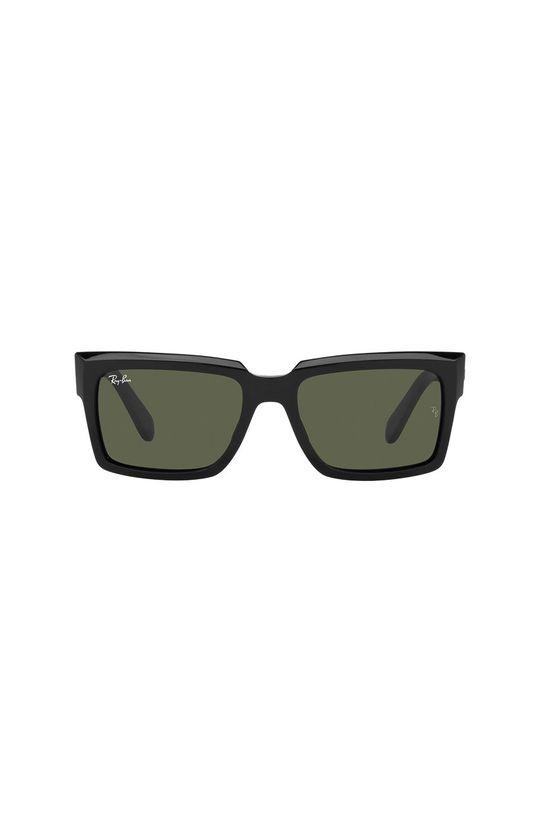 Ray-Ban - Okulary przeciwsłoneczne Inverness czarny