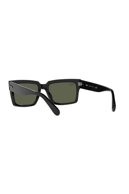 czarny Ray-Ban - Okulary przeciwsłoneczne Inverness