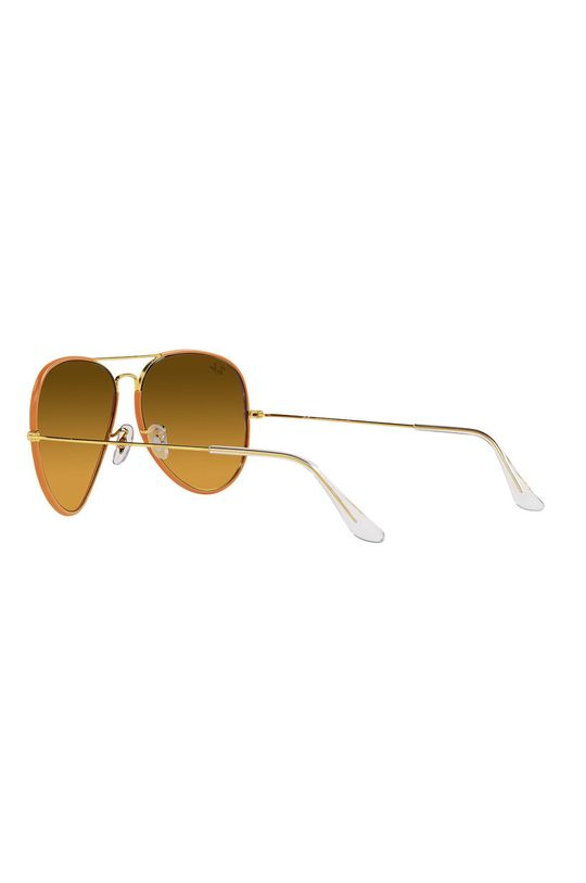 żółty Ray-Ban - Okulary przeciwsłoneczne 0RB3025JM