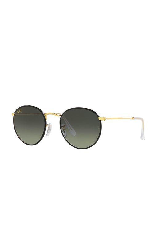 czarny Ray-Ban - Okulary przeciwsłoneczne 0RB3447JM Unisex