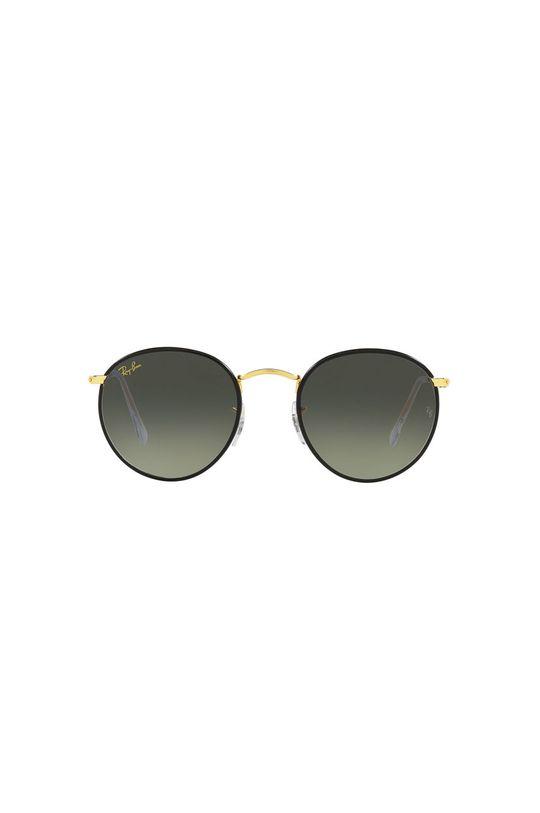 Ray-Ban - Okulary przeciwsłoneczne 0RB3447JM czarny