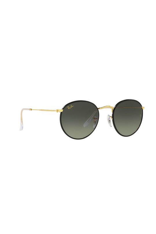 Ray-Ban - Okulary przeciwsłoneczne 0RB3447JM Materiał syntetyczny, Metal