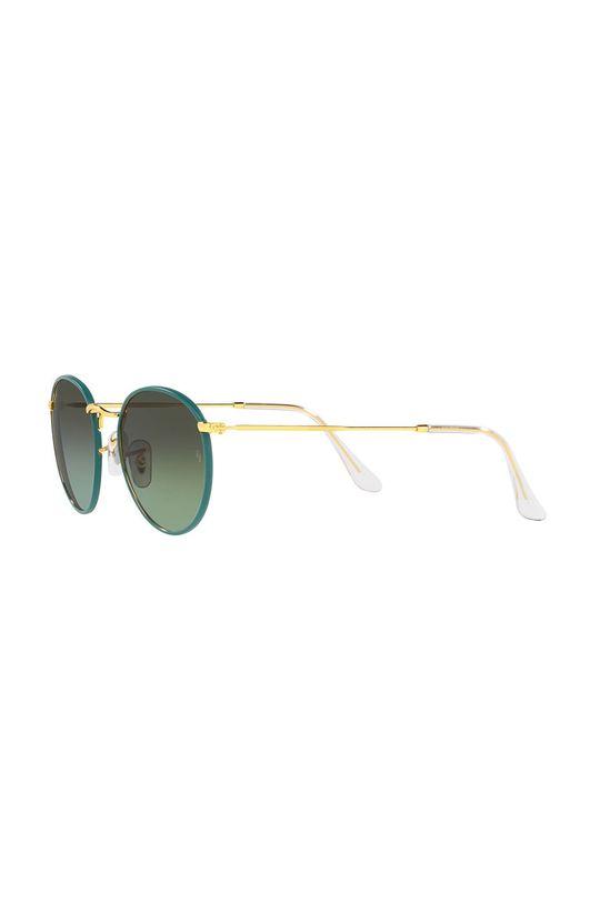 złoty Ray-Ban - Okulary przeciwsłoneczne 0RB3447JM Unisex