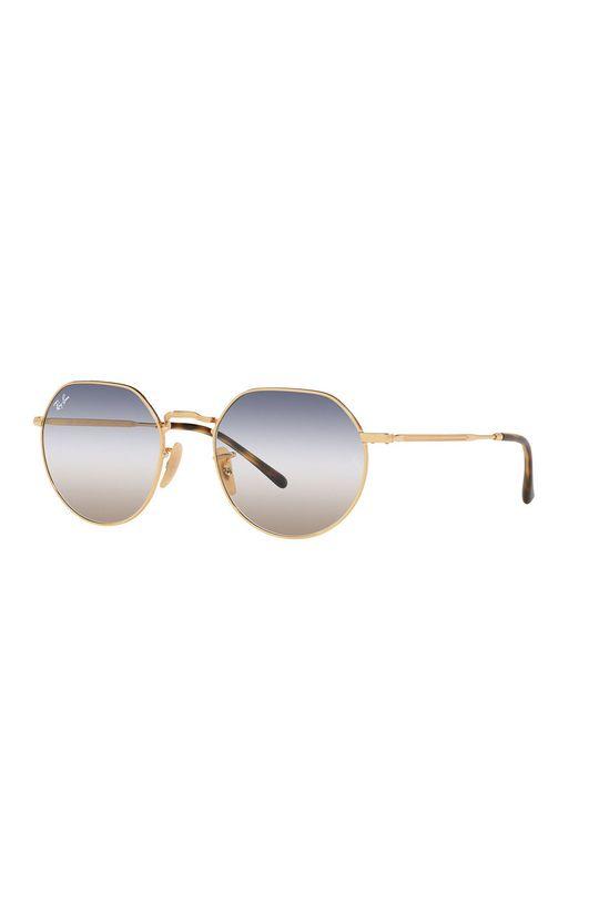 zlatá Ray-Ban - Brýle Jack Unisex