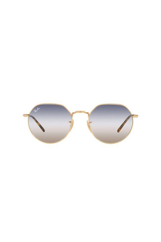 Ray-Ban - Brýle Jack zlatá