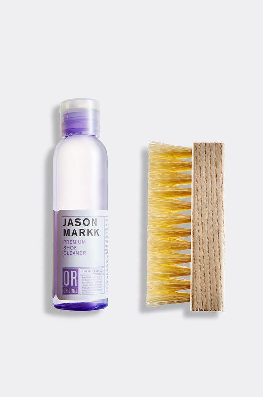 transparentny Jason Markk - Zestaw do czyszczenia obuwia Unisex