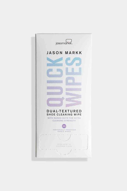 transparentny Jason Markk - Chusteczki czyszczące do obuwia Unisex