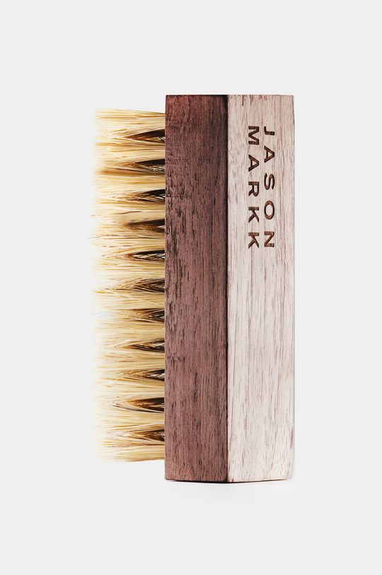beżowy Jason Markk - Szczotka do czyszczenia obuwia Unisex
