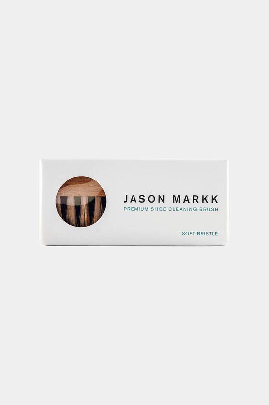 beżowy Jason Markk - Szczotka do czyszczenia obuwia