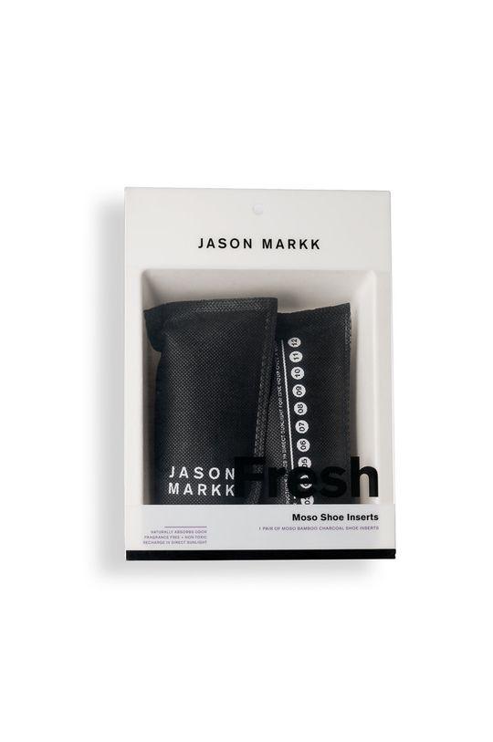 czarny Jason Markk - Wkłady odświeżające do butów Unisex