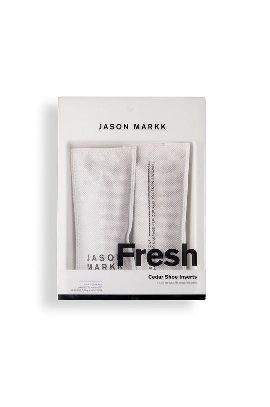 biały Jason Markk - Wkłady odświeżające do butów Unisex