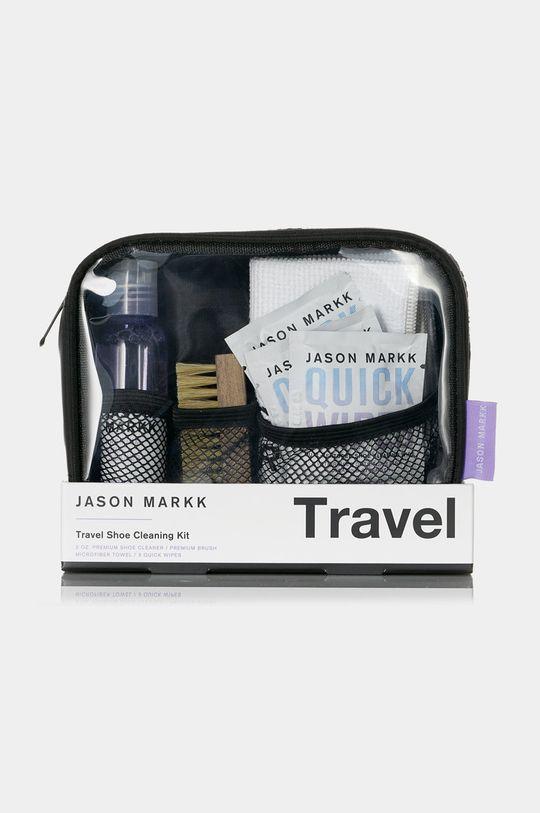 transparentny Jason Markk - Zestaw podróżny do czyszczenia butów Unisex