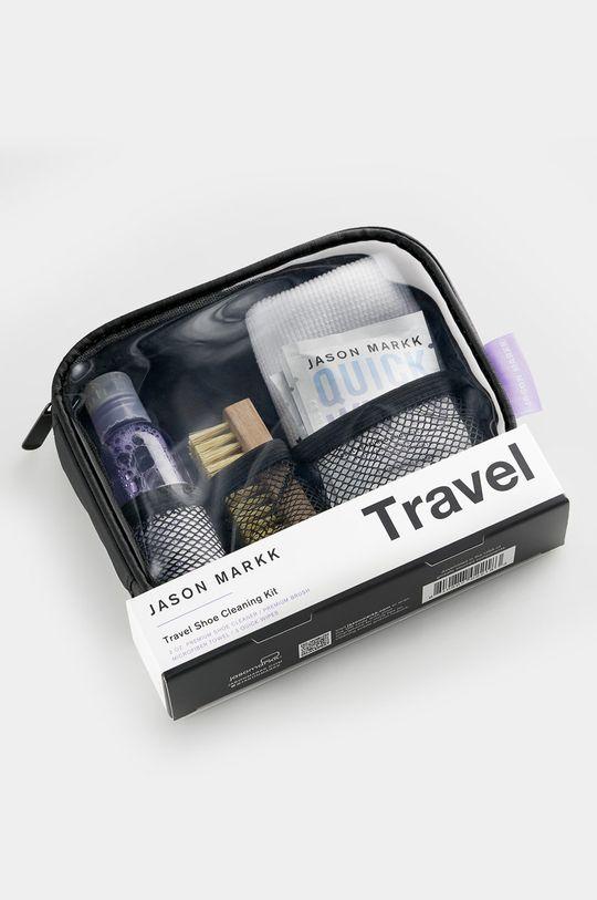Jason Markk - Zestaw podróżny do czyszczenia butów transparentny