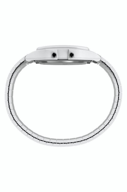 Timex - Zegarek TW2U93700 biały