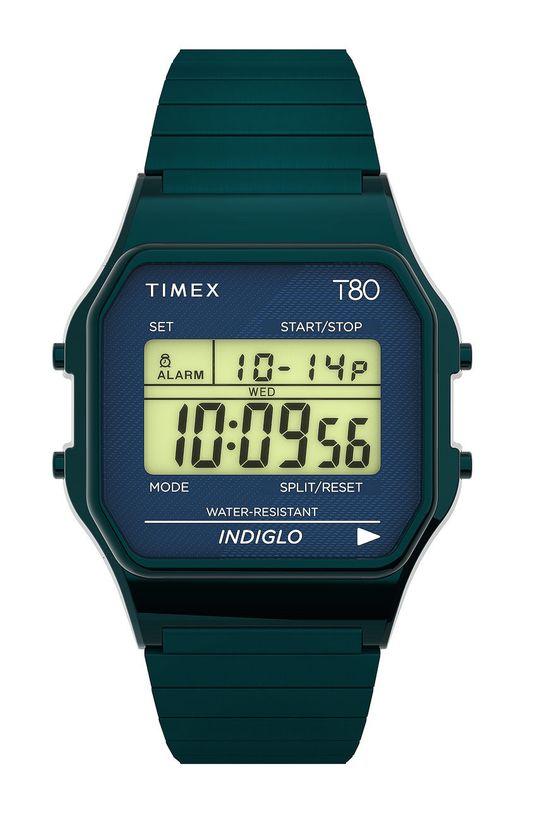 granatowy Timex - Zegarek TW2U93800 Unisex