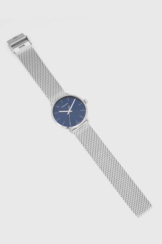 srebrny Calvin Klein - Zegarek K8M2112N Unisex