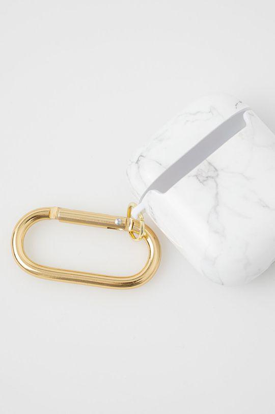 Guess - Pokrowiec na Airpods biały