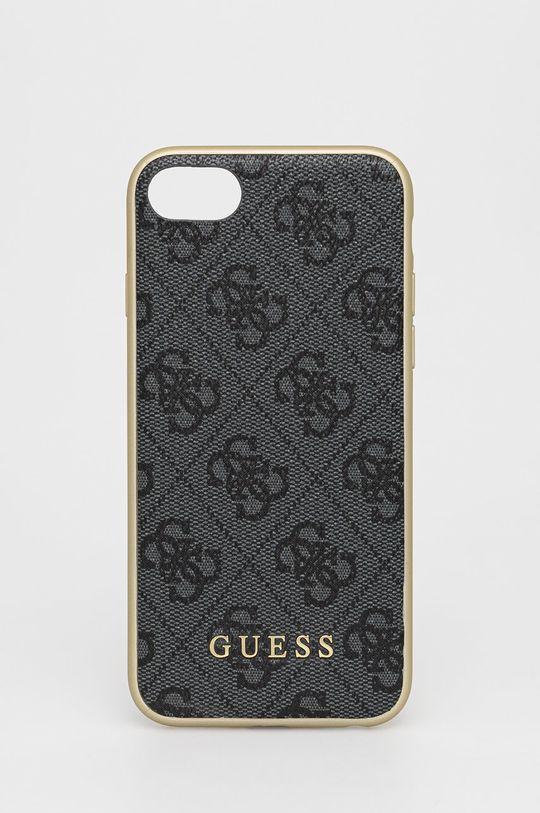 szary Guess - Etui na telefon iPhone 7/8/SE Unisex