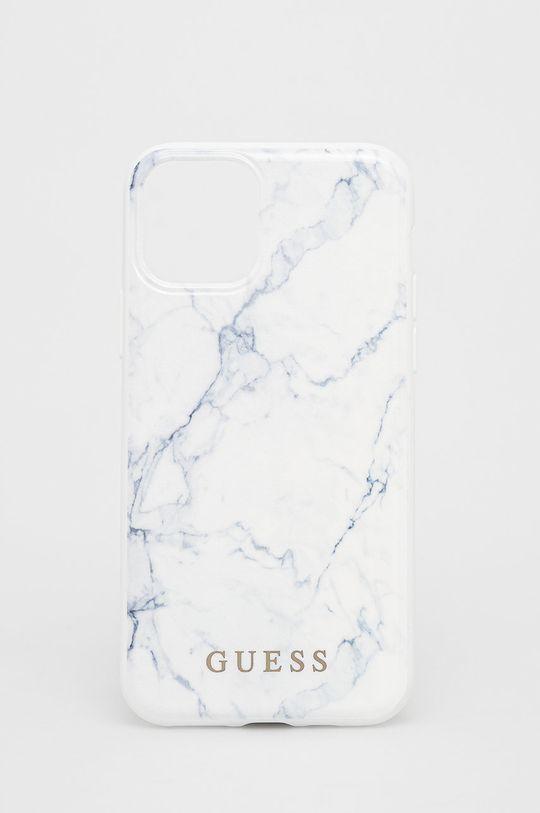 biały Guess - Etui na telefon iPhone 11 Pro Unisex