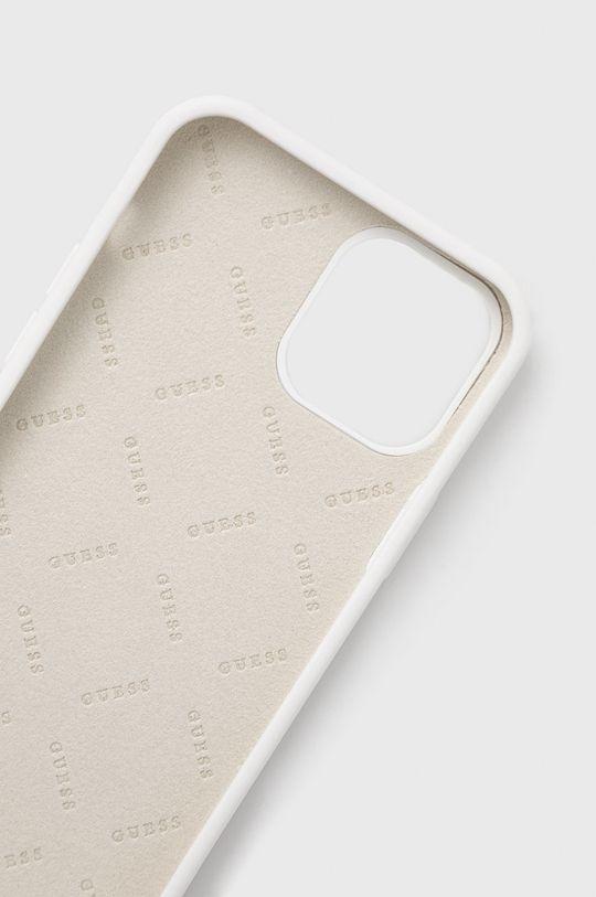 Guess - Etui na telefon iPhone 12/12 Pro biały