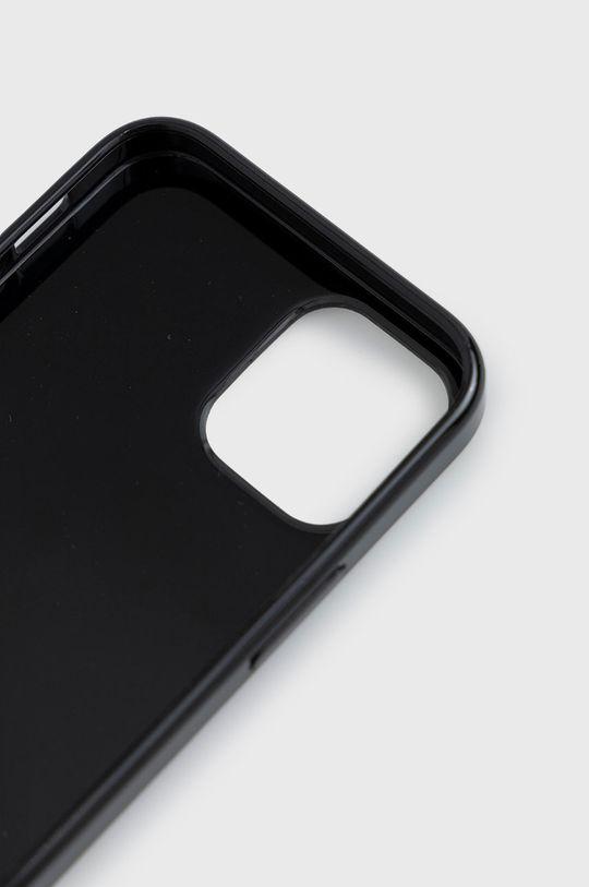 Guess - Etui pentru telefon iPhone 12 mini negru
