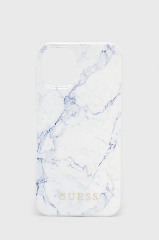 biały Guess - Etui na telefon iPhone 12 Mini Unisex