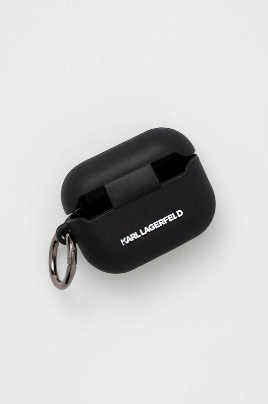Karl Lagerfeld - Pokrowiec na Airpods Pro czarny