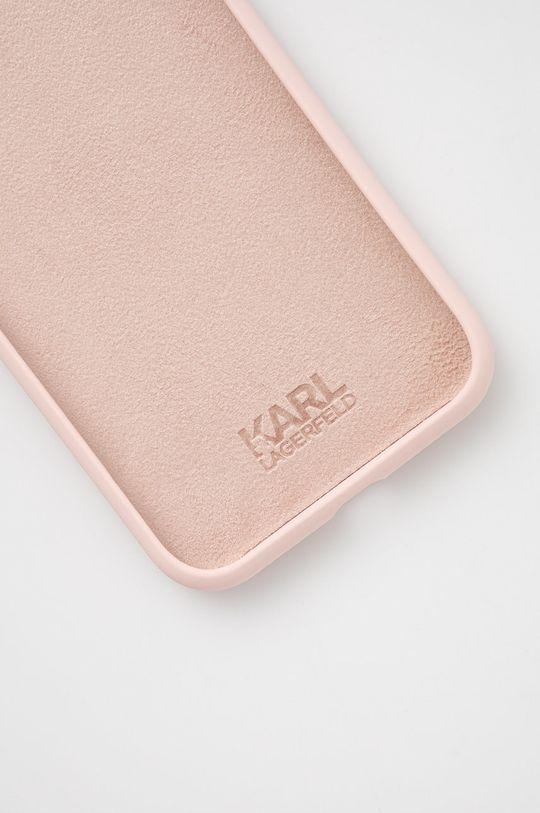 Karl Lagerfeld - Etui na telefon iPhone 11 różowy