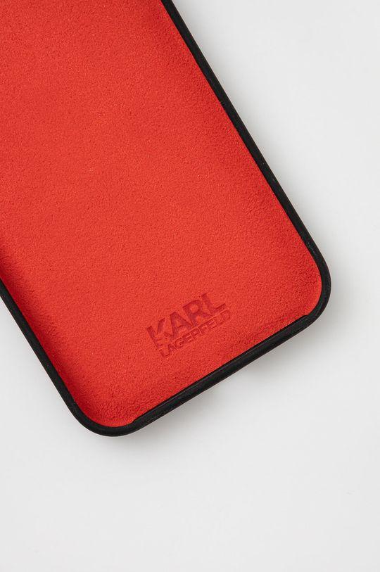 Karl Lagerfeld - Etui na telefon iPhone 12 Pro Max czarny