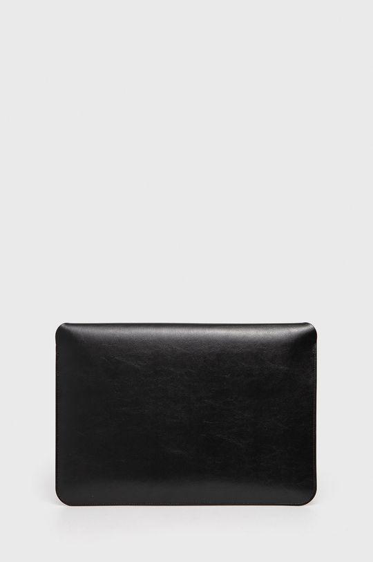 Karl Lagerfeld - Pokrowiec na laptopa Macbook 13 cali czarny