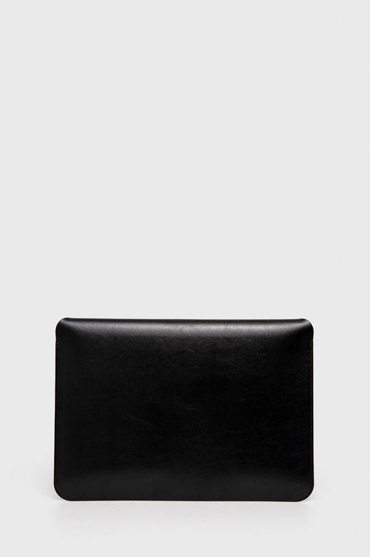 Karl Lagerfeld - Pokrowiec na laptopa Mackbook 13 cali czarny