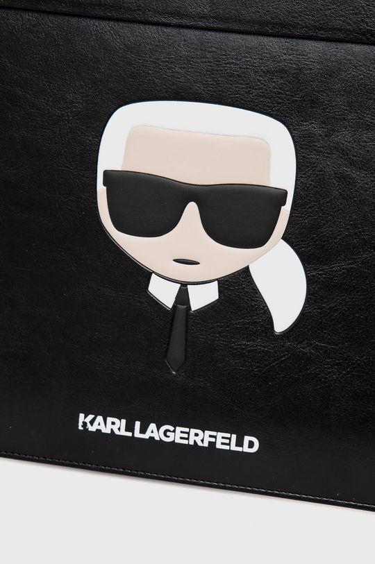 Karl Lagerfeld - Pokrowiec na laptopa Mackbook 13 cali 100 % Poliuretan