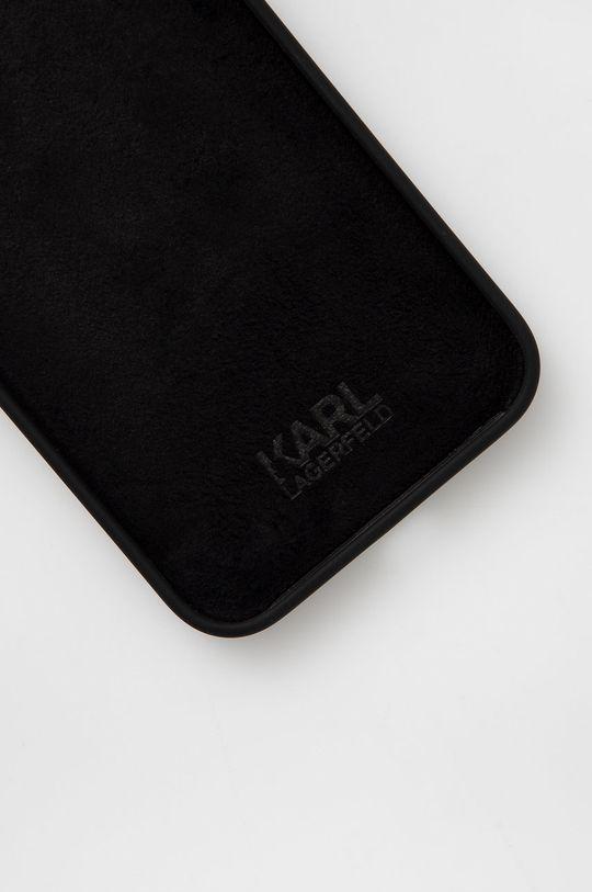 Karl Lagerfeld - Etui na telefon iPhone 12/12 Pro czarny