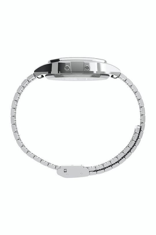 Timex - Zegarek TW2V25900 srebrny