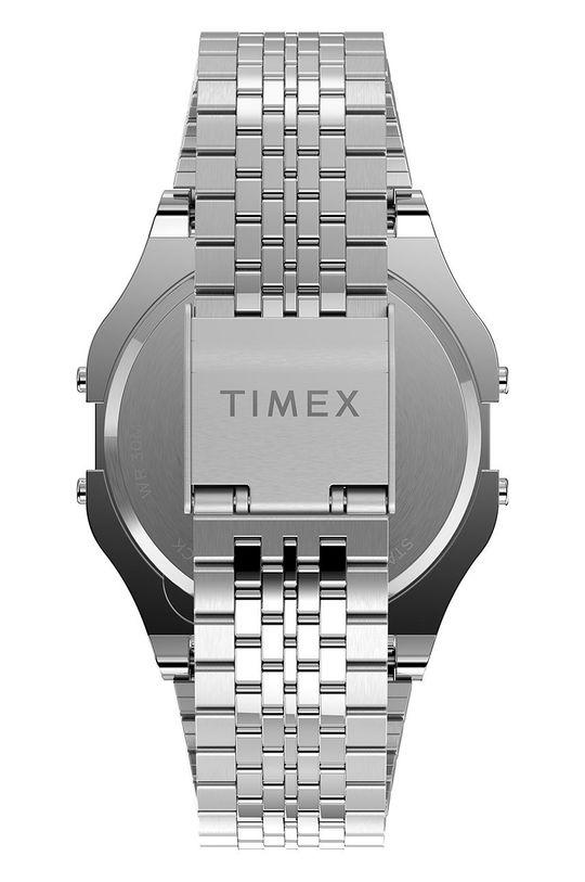 Timex - Zegarek TW2V25900 Stal, Szkło mineralne