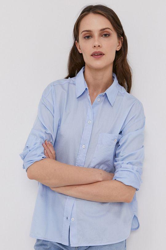 jasny niebieski Marc O'Polo - Koszula Damski