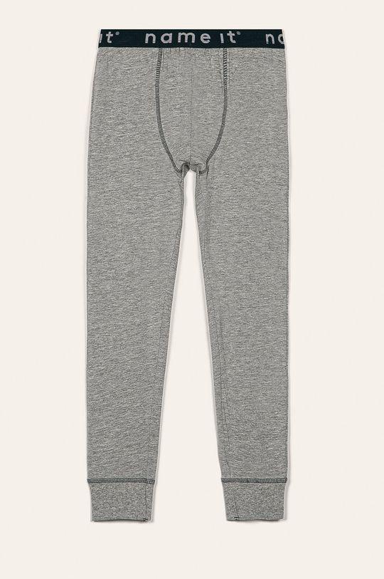 gri Name it - Pantaloni de pijama copii 128-164 cm De băieți