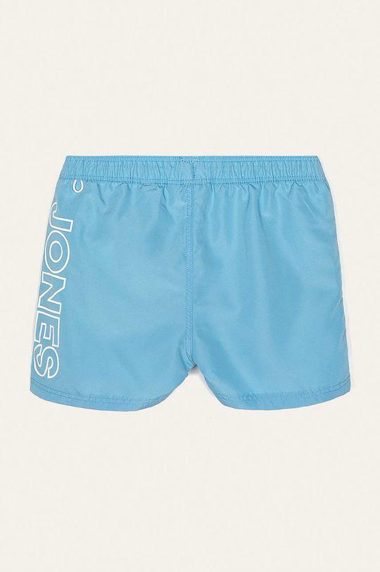 Jack & Jones - Pantaloni scurti de baie copii 128-176 cm albastru deschis