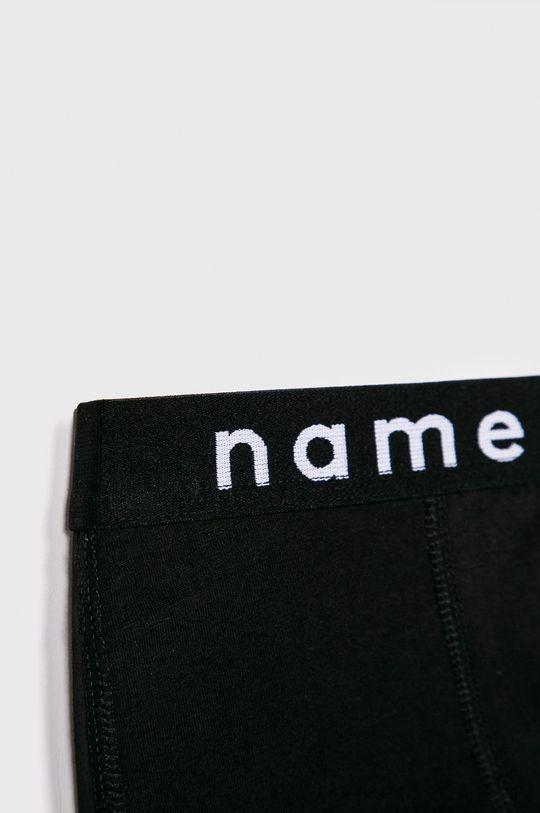 Name it - Dětské boxerky (2-pack) 5% Elastan, 95% Organická bavlna