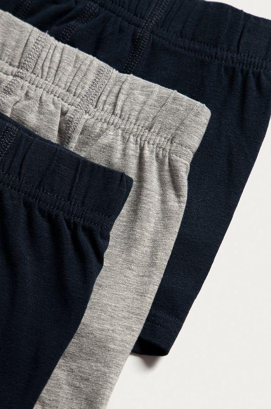 Name it - Dětské boxerky (3-pack)  95% Organická bavlna, 5% Elastan