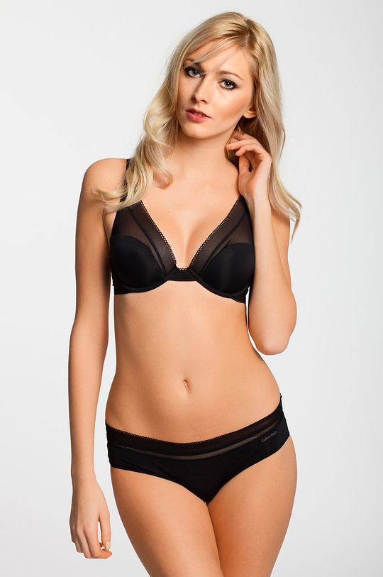 Calvin Klein Underwear - Podprsenka Provocative černá