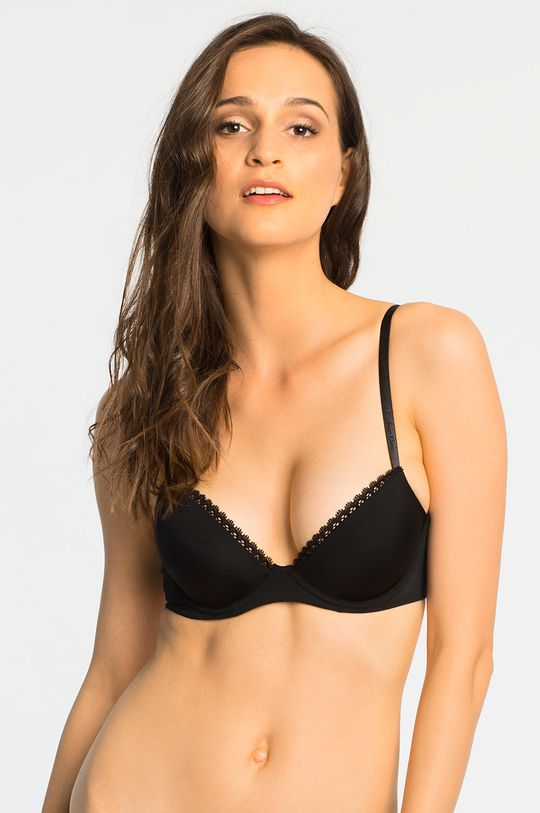 czarny Calvin Klein Underwear - Biustonosz CustomizedLlift Damski