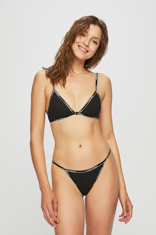 Calvin Klein Underwear - Podprsenka 92% Bavlna, 8% Elastan