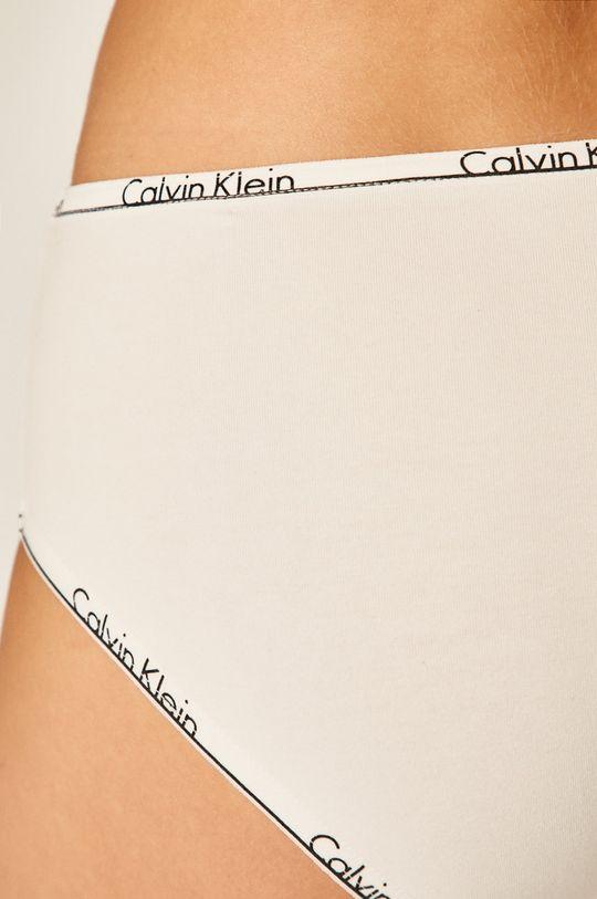 biały Calvin Klein Underwear - Figi